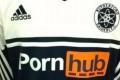 Igrači se stide: Engleski klub na dresu reklamira porno sajt
