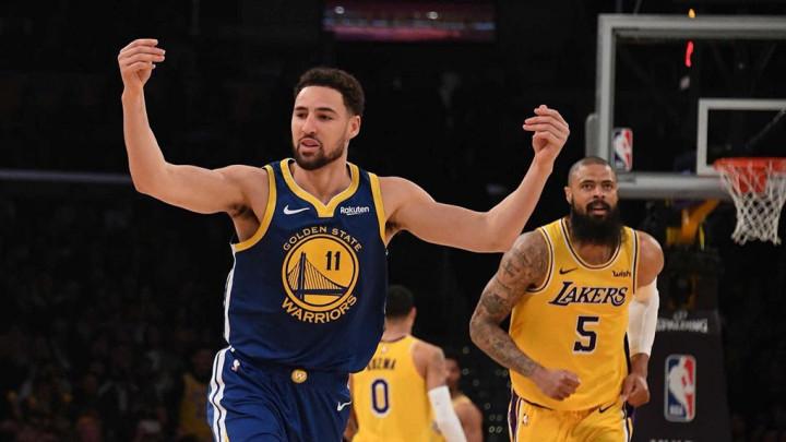 Zabio im 28 koševa pa mu navijači Lakersa dovikivali: Želimo Thompsona