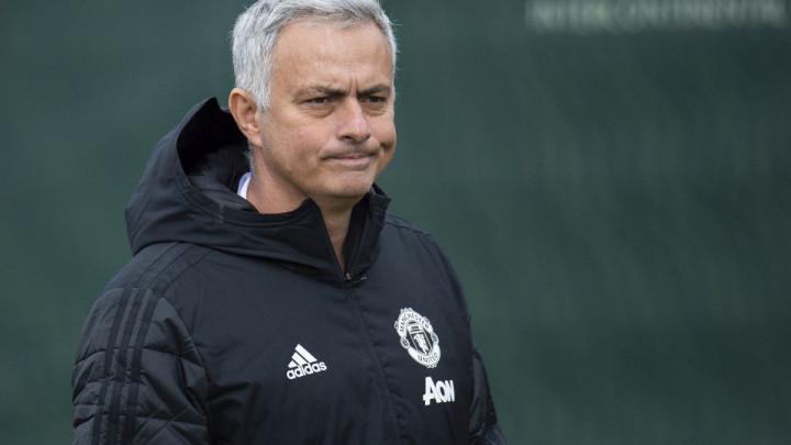 Jose Mourinho o igri Uniteda protiv Barcelone: Grozno!