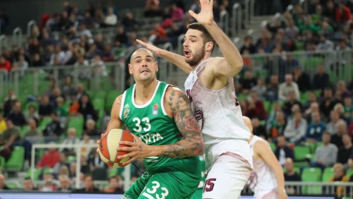 Cedevita Olimpija nastavila igrati sjajnu košarku