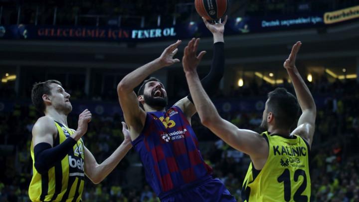 Barcelona slavila u Istanbulu i prekinula veliku seriju Fenerbahcea