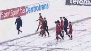 Navijači zaprijetili fudbalerima Sarajeva: Dobit ćete batine, budite uvjereni