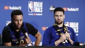 Otac NBA zvijezde tvrdi: Poštuje Curryja, želi karijeru okončati kao Warrior