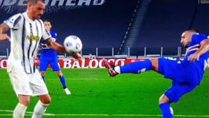 Nova pravila u Italiji: Bonuccijevo igranje rukom nije penal!