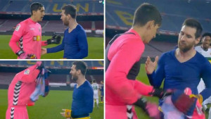 """Ostao u čudu kada mu je Messi tražio dresi i postao hit: """"Baš me iznenadio"""""""