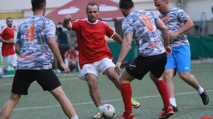 Treći dan FIS Gol turnira: Remi veterana FK Sarajevo i Starog Grada