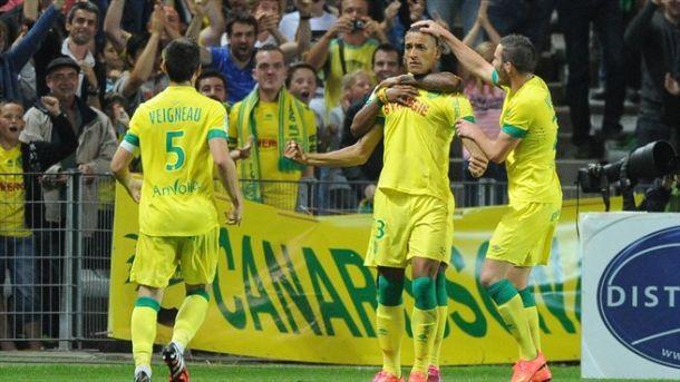 Minimalna pobjeda Nantesa nad Guingampom