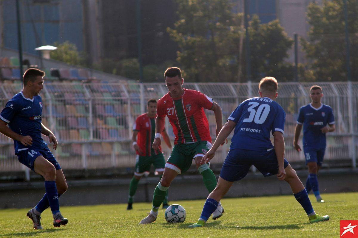 Igrač Olimpika poželio sreću fudbalerima Sarajeva