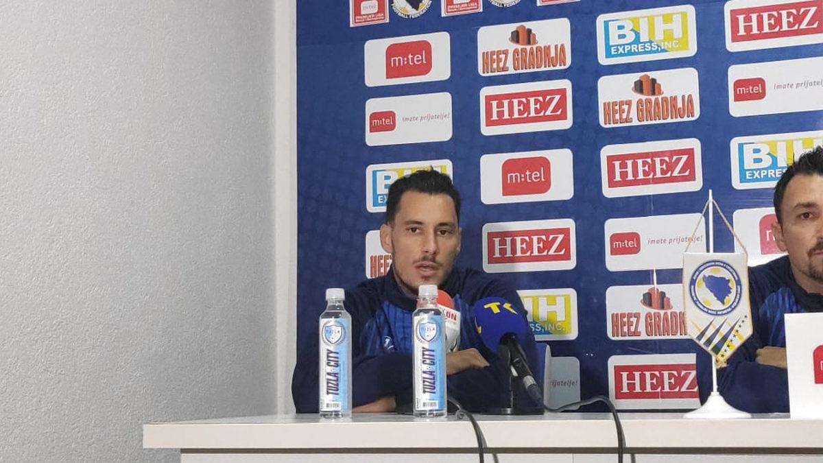 Rustemović u nedjelju protiv Sarajeva: Ne poznajem ni prijatelja, ni brata