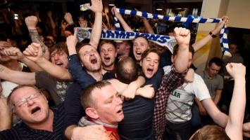 Fotografije najbolje opisuju radost Leicesterovih navijača