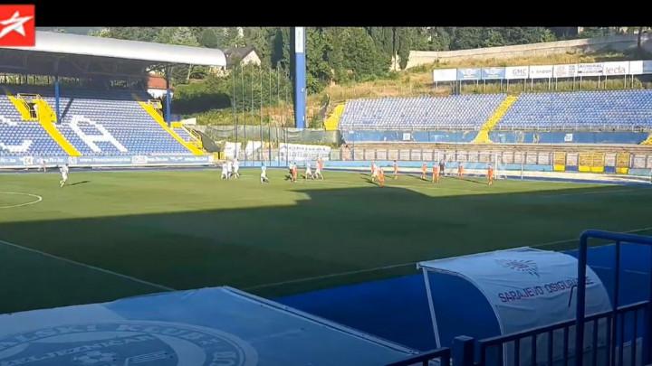 Juričić na debiju za Željezničar postigao pogodak!