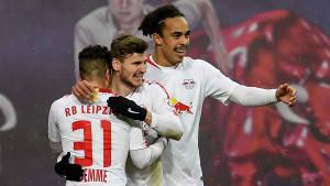 Leipzig deklasirao Mainz uz kasni šou Time Wernera