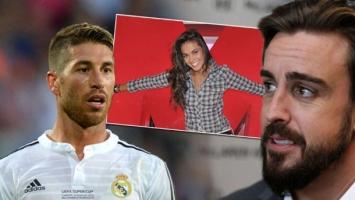 """Fernando Alonso """"startovao"""" bivšu djevojku Sergija Ramosa?"""