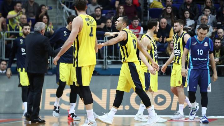 Fenerbahče upisao ubjedljivu pobjedu protiv Turk Telekoma