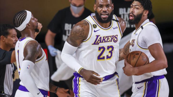 LA Lakersi nakon deset godina u finalu Zapada
