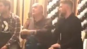 Žučna rasprava Vujoševića sa vođom Grobara