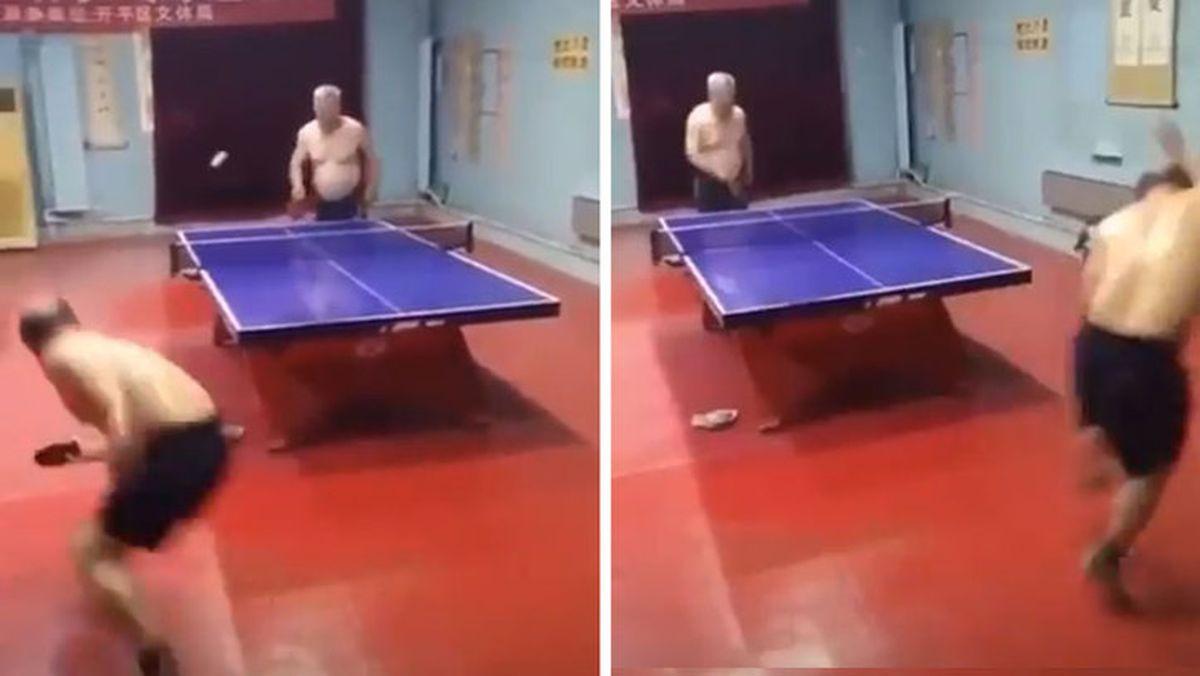 Poen iz stonog tenisa kao životna lekcija: Na jednoj strani efikasnost, a na drugoj uzaludni trud