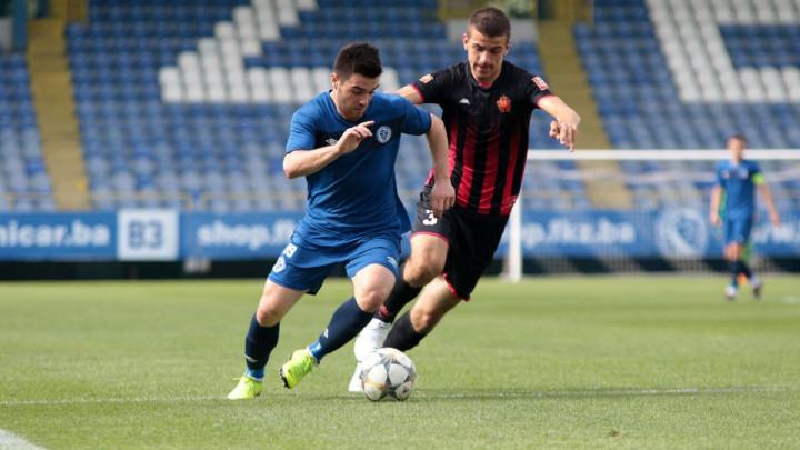 Slavlje na Grbavici: Kadetima FK Željezničar titula prvaka!