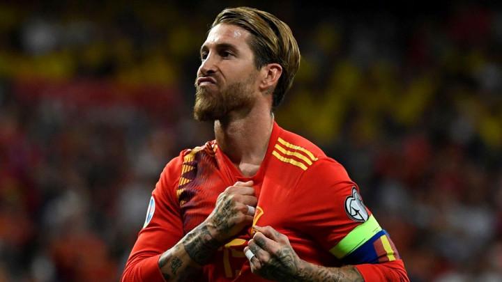 Ramos nije igrao protiv Švedske, ali je svojim potezom pokazao koliko mu je stalo do reprezentacije