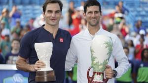 Federer: Čestitam Novače, ovo je nevjerovatan uspjeh