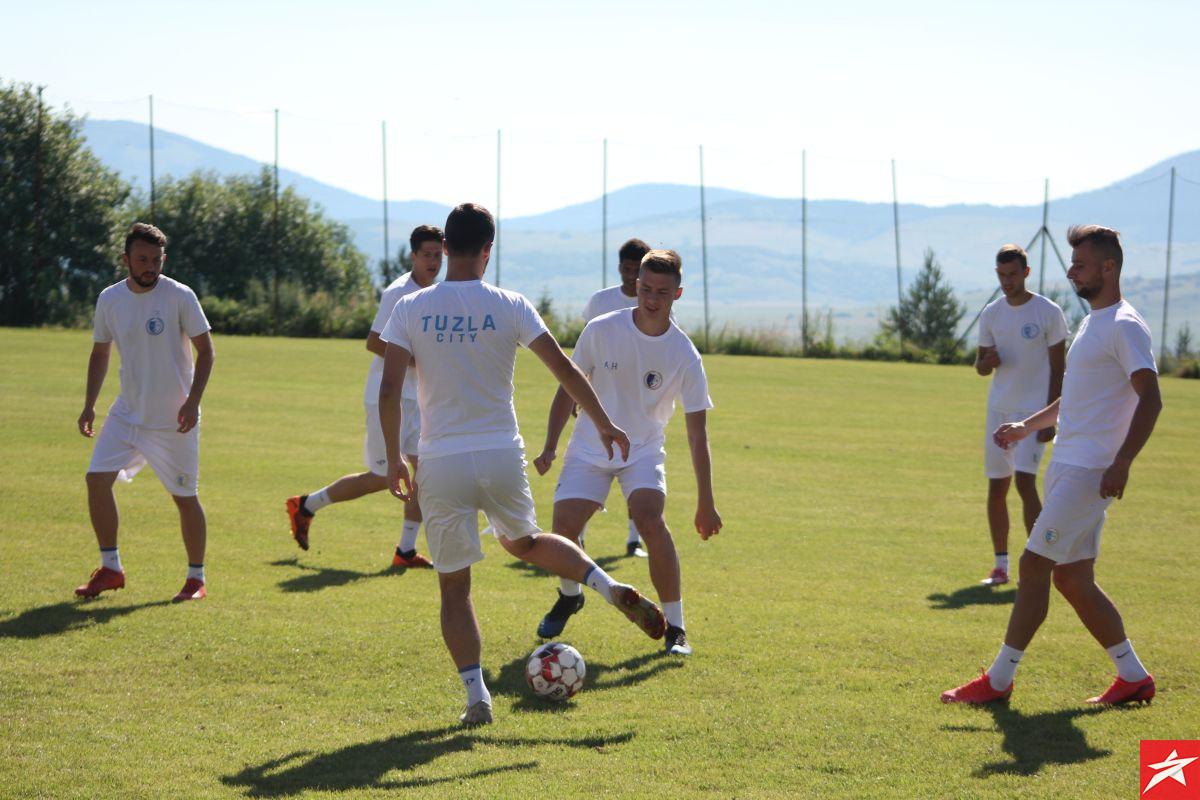 Tuzla City odradio novi trening, priželjkuju se pojačanja