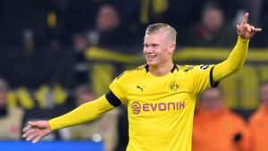 Borussia deklasirala Koln, Haaland ponovo briljirao