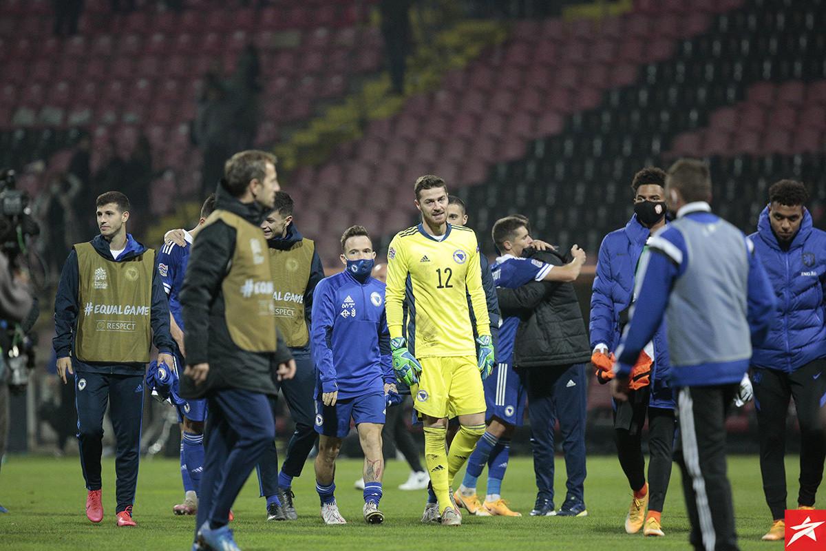 Bosna i Hercegovina u novembru igra protiv dobro poznatog rivala?