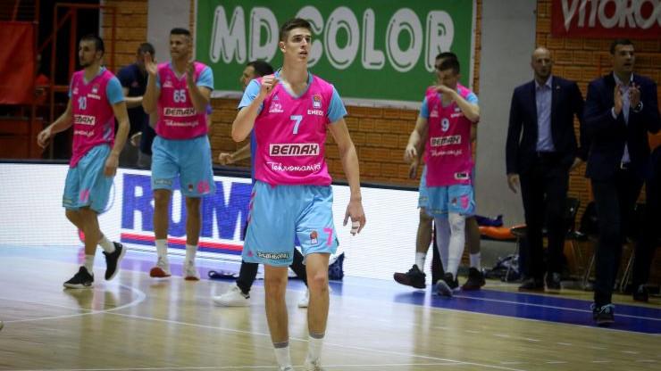 Luka Ašćerić MVP 19. kola ABA lige, Edin Atić najbolji skakač kola