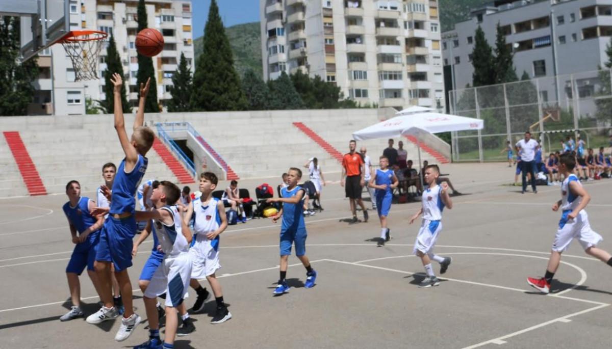 Uspješno održan minibasket festival u Mostaru