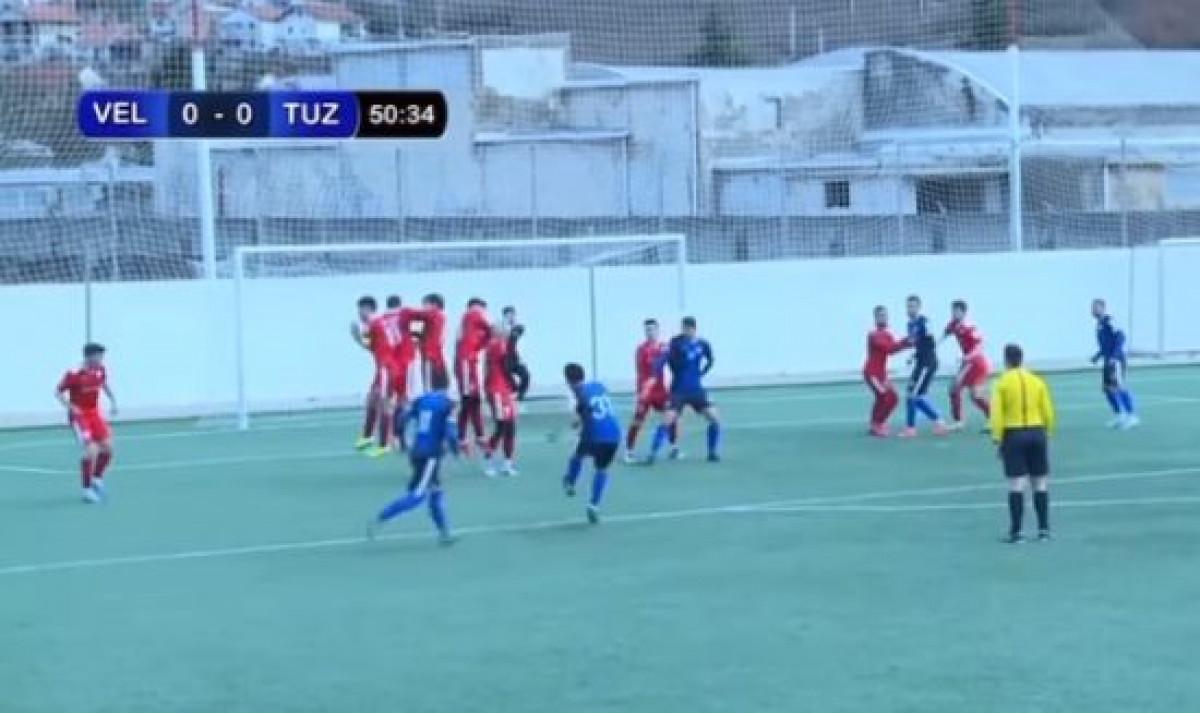 Pogledajte fantastičan pogodak Rustemovića iz slobodnjaka protiv Veleža