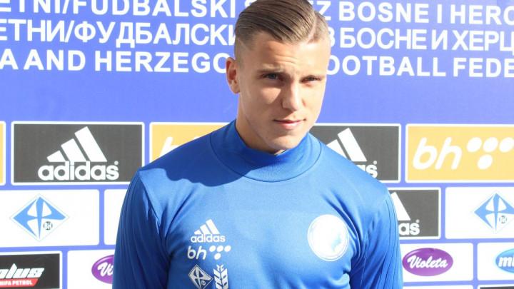 Demirović: Volim igrati pod pritiskom, ne treba se nikoga bojati u našoj grupi
