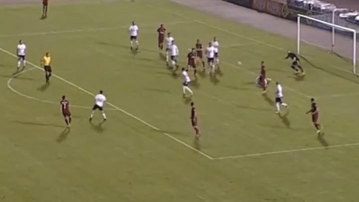 Golčina Hebibovića, Sarajevo vodi 4:0