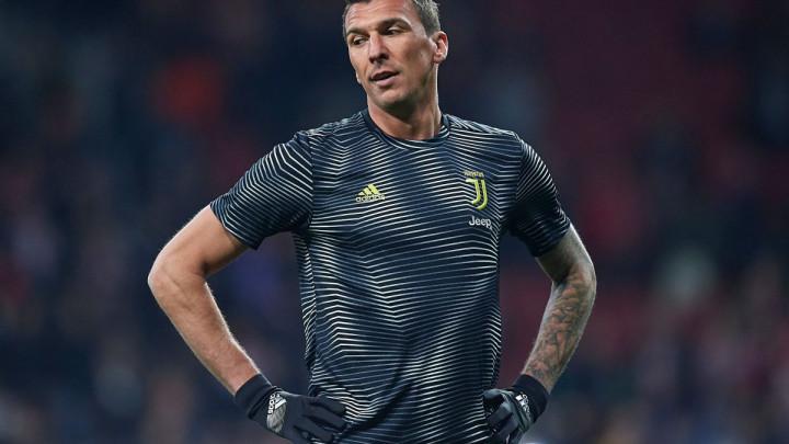 ESPN: Manchester United pregovara sa Mandžukićem, ali Hrvat mora pristati na jedan uslov