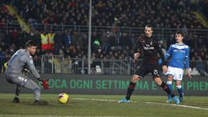 Ibrahimovića nije išlo, ali je Ante Rebić ponovo junak Milana