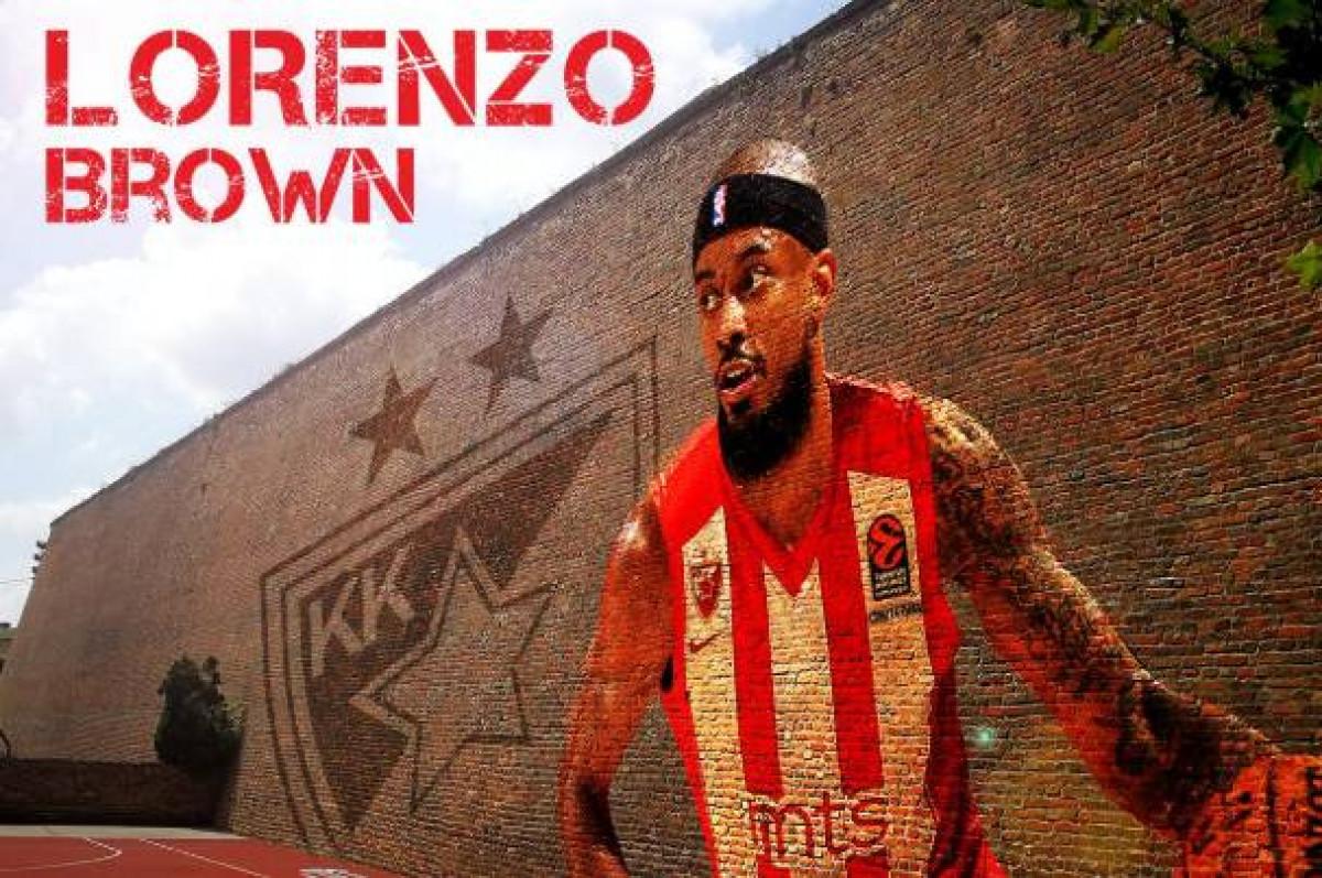 Lorenzo Brown novo pojačanje Crvene zvezde