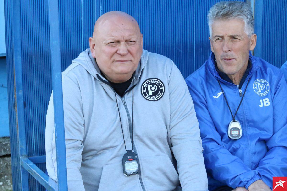 Slavko Petrović u problemima: Slijede brojni odlasci iz FK Radnik
