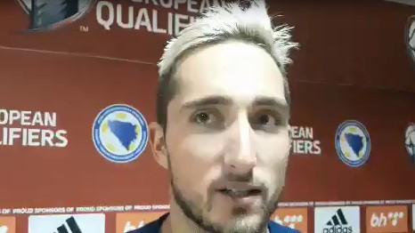 Filip Erić nakon pobjede: Ovo ne treba da nas čudi