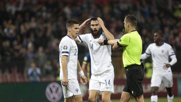 I kapiten Finske proslavio poraz Bosne i Hercegovine