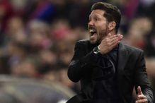 Simeone ped Bayern: Osjećam stah