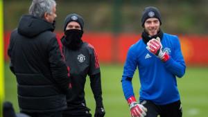 Mourinho: De Gea ostaje u Unitedu i to je jedina istina