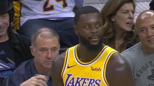 Tehnička greška dosuđena u NBA ligi je nasmijala cijeli svijet