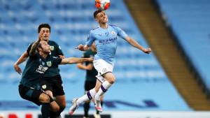 Manchester City ispratio Burnley s pet golova