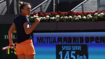WTA Madrid: Halep 'preživjela' Vinci