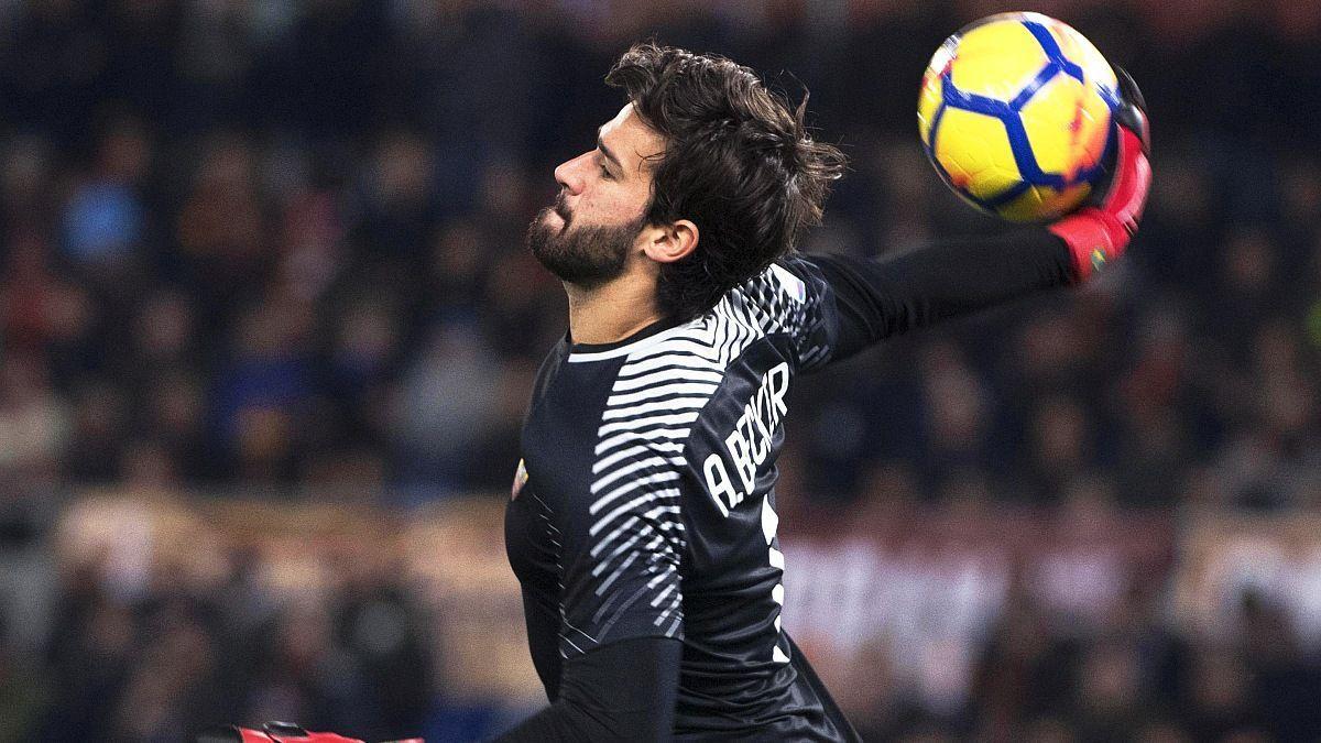 Roma nudi Alissonu novi ugovor uz ogromnu otkupnu klauzulu