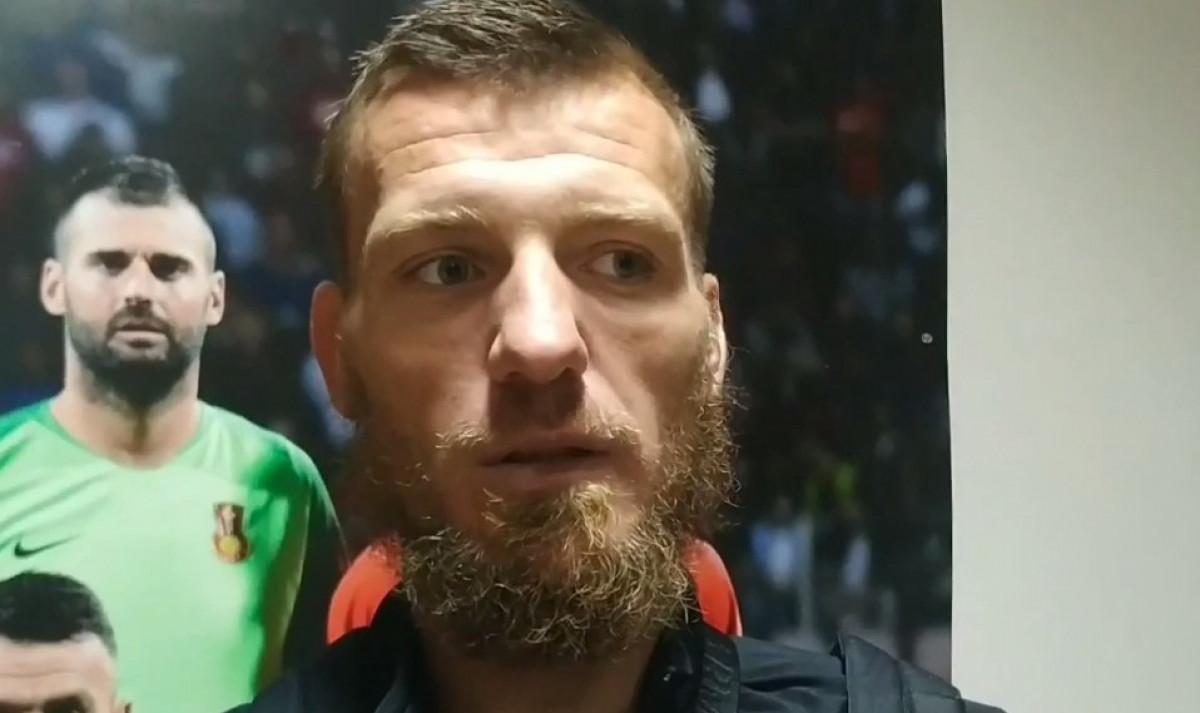 Emir Jusić: Bilo mi je teško igrati protiv Čelika na Bilinom polju, ali...