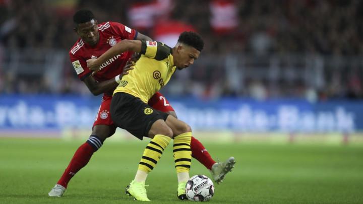 Sancho igrač mjeseca u Bundesligi