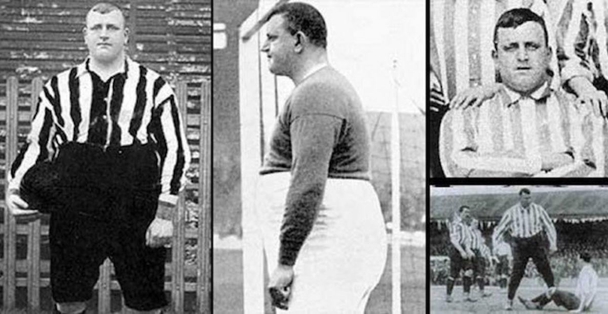Legendarna priča iz Londona: Prvi kapiten Chelseaja imao je 150 kg