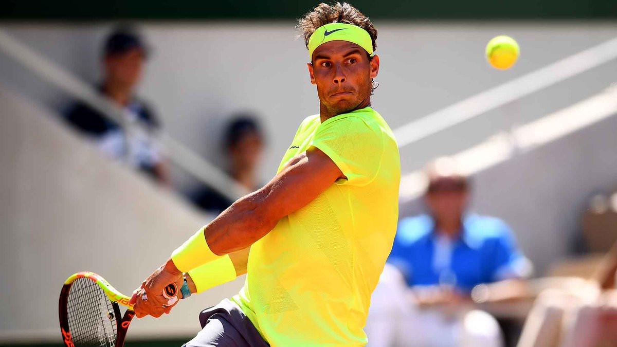 Rafael Nadal odradio malo jači trening protiv Londera i plasirao se u četvrtfinale