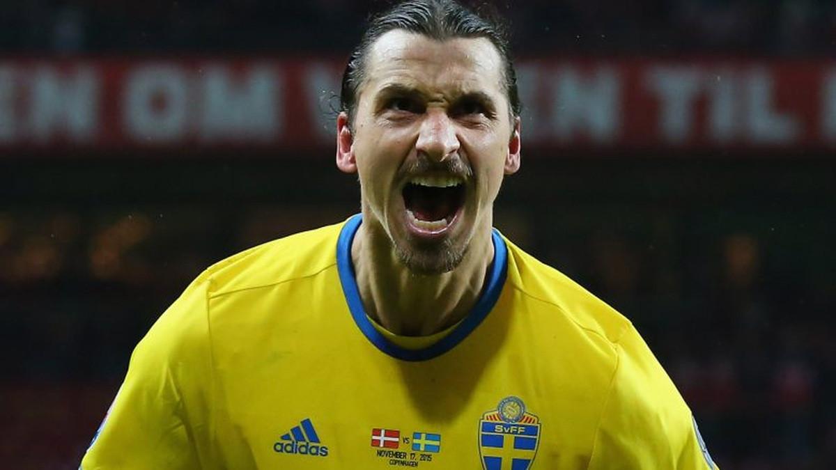 Ibrahimović napao švedskog selektora