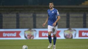 Frane Ikić se priključio treninzima Željezničara
